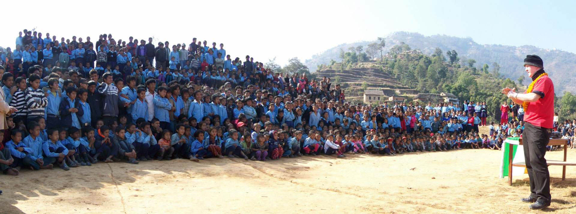 Nagarhope SponsorKidz Programme