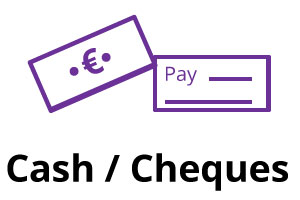Cash / Cheque